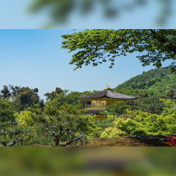 Japan-Kyoto-Kinkaku-ji