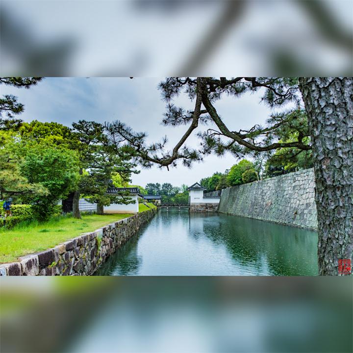 Japan-Kyoto-Nijo-jo