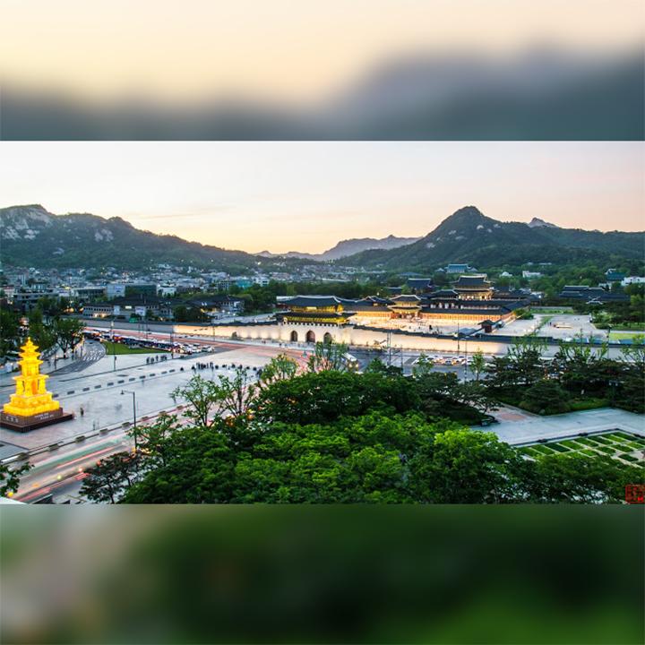 Korea-gwanghwamun