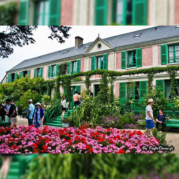 Giverny, Claude Monet