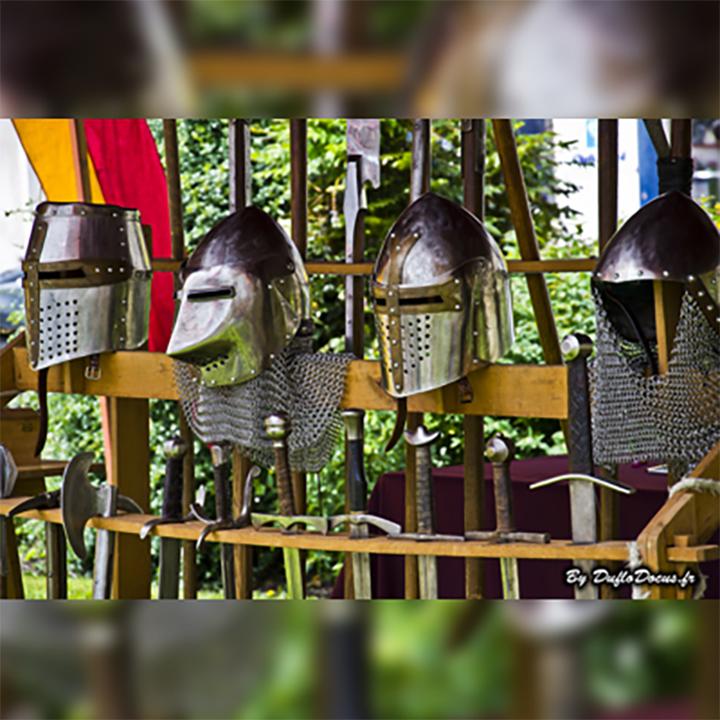 Fete medievale à vernon